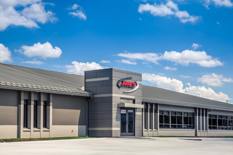 Jarrett headquarters is located in Orrville, Ohio
