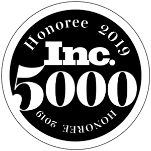 Inc.5000_Honoree2019_Medallion