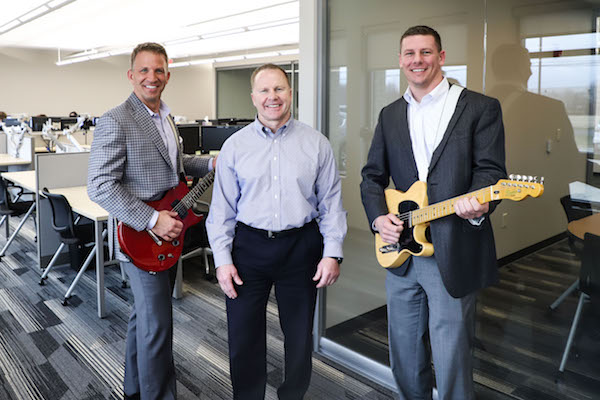 Jarrett Rockstars of the Supply Chain Industry