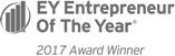 EY Entrepreneur of the Year Award Winner