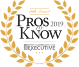 Pros to Know 2019 Award Winners