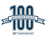 Weatherhead 100 Logo